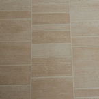 GeoPanel Medium 7mm 2.6M x 600mm Pack of 2 Small Tile Beige