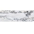 Kitchen Splashback 2440x610mm Picture: Carrara Marble