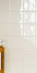 Medium Tile Effect Wall Panel, Sand 2495 x 905