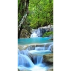 Designer Shower Wall Panel 2440 x 1220mm Picture: Paradise Found