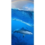 Designer Shower Wall Panel 2440 x 1220mm Picture: Shark Watch