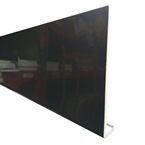 5M x 200mm x 10mm Cappit Fascia Board Anthracite Grey