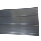 2.5M x 300mm Hollow Board Anthracite Grey