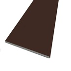 2.5M x 150mm x 10mm Multipurpose Board Solid Brown