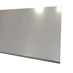 2.5M x 150mm x 10mm Multipurpose Board Storm Grey