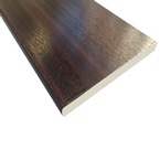 2.5M x 300mm x 10mm Multipurpose Board Mahogany