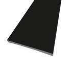 2.5M x 400mm x 10mm Multipurpose Board Solid Black