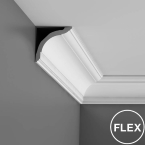 CLEARANCE - 2600mm x 94 x 94mm CX127 Orac Cornice Moulding Axxent