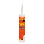 200 Contractors Silicone CLEAR