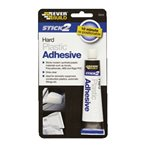 HARD PLASTIC ADHESIVE 30grm Clear