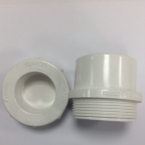 50mm Solvent Waste Pipe Access Plug