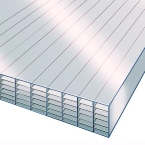 2M x 2100mm 35mm CLEARANCE Polycarbonate Sheet CLEAR
