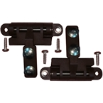 York Pivot Mounting BROWN (1 Pair)