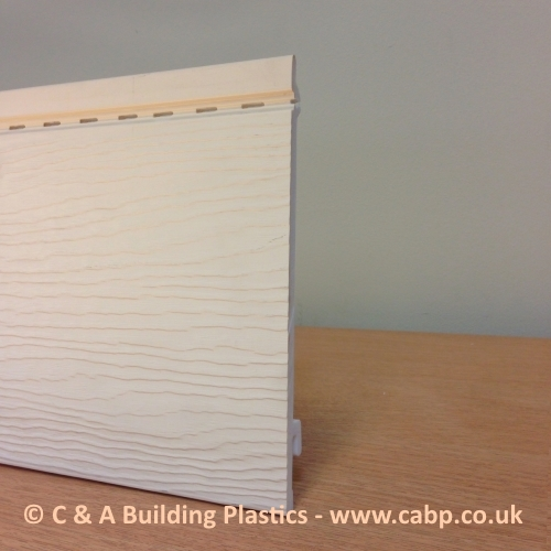 5m X 170mm Fortex Feather Edge Sand